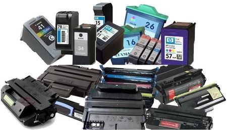Ink-recycling-cartridges