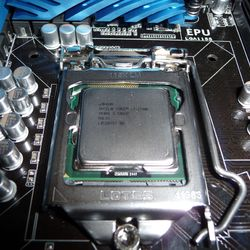 Intel Core I7-2700K Sandy Bridge