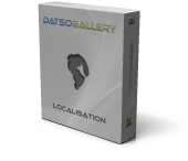 Czech language for DatsoGallery 1.24